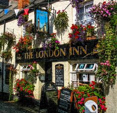 London Inn - Padstow, Cornwall.....great day...loved this pub.....take me back any day lol me :) x