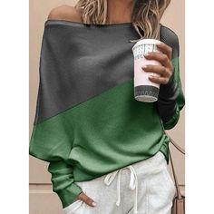 Damen 100/% Seide Gestrick Langarm T Shirts Freizeit Tops U-Ausschnitt Blusen