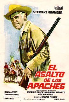 El asalto de los Apaches - Der Ölprinz