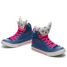 Mim-Pi 'cat sneakers'