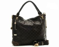 Louis Vuitton Damier Graphite Leather 98556 Handbag  http://www.cent-store.com/louis-vuitton-2012-new-arrivals-c-1_20_9_24_27.html