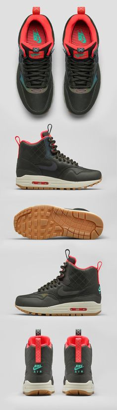 Top Sell Nike Air Max 90 Mid NO SEW uC w r Sneakerboots Ns