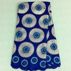 African Embroidery Lace Fabric LKLACE4681-13  https://www.lacekingdom.com/      #embroiderylace