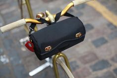 Handlebar Bag Black  www.cyclodelic.com