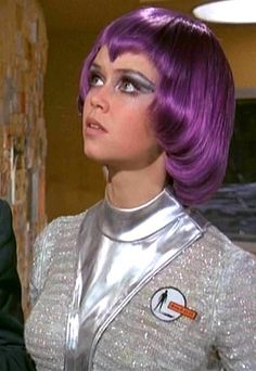 Space 1999 - Gabrielle Drake - this might be from UFO
