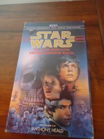 1996 Star Wars The New Rebellion Cassette Tape Boxed