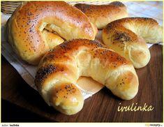 Czech Desserts, Ciabatta, Bagel, Food And Drink, Bread, Baking, Sweet, Essen, Candy