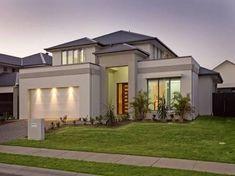 Resultado de imagen para cor de casa externa com piso bege