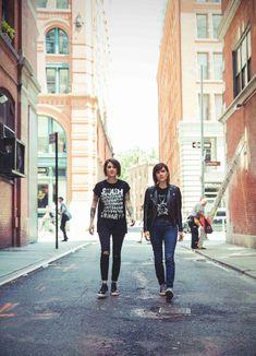 Tegan and Sara Photo Gallery: NYC Pride Weekend | Billboard