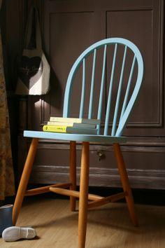 Cest la (re)création ! Recycled Furniture, Refurbished Furniture, Paint Furniture, Shabby Chic Furniture, Furniture Projects, Furniture Makeover, Vintage Furniture, Home Furniture, Furniture Design