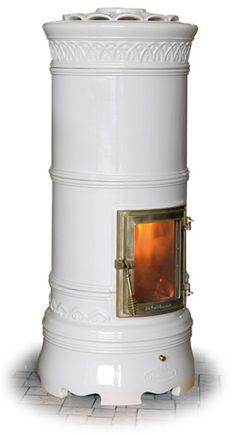 Castellamonte ceramic stove.
