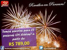 Hotel Pousada Maria Brasil: VENHA PASSAR O ANO NOVO EM PARACURU! Faça já sua reserva pelo site www.pousadamariabrasil.com.br ou através do número (085) 9691-2174