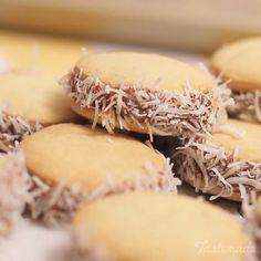 Receta de galletas alfajor - #alfajor #De #galletas #receta