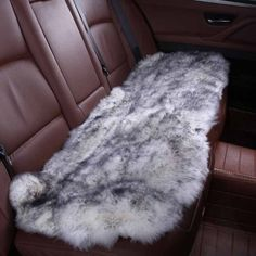 Cheap sheepskin cushion, Buy Quality interior accessories directly from China car seat cover Suppliers: Car interior accessories Car seat covers sheepskin  cushion styling   fur  6 color  FOR BACK COVERS 2015 HTD001-B - Tap The Link Now To Find Gadgets for your Awesome Ride