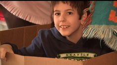 Graham, Washington - Buddy Everson - Birthdays are a big deal when you are young. Usually kids dream big, hoping for a new bike or new video game system. But one Washington State boy has a much simpler wish for his up...