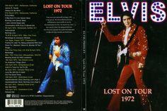 Elvis - Lost On Tour 1972 DVD