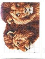 Gallery.ru / Фото #9 - Cross Stitch Safari - mornela