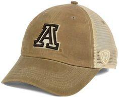 new arrival 4a2bb ba98d Top of the World Arizona Wildcats Mudd 2 Tone Mesh Cap Men - Sports Fan Shop  By Lids - Macy s