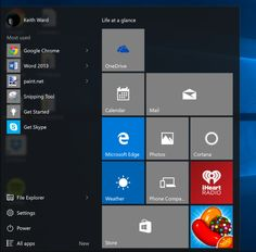 The revamped Start menu is the best thing about Windows 10. Learn what it is and what it does.