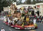 The Nurses' Float, decorated by registered nurses from across the United States, in the 124th Rose Parade in Pasadena, California 2013 January 1.  Highsmith, Carol M., 1946-,