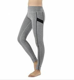 SizeS ARSUXEO Women Yoga Pants Legging Sports Compression Tight Running Trousers Elastic by GokuStore >>> Want additional info? Click on the image. (Note:Amazon affiliate link)