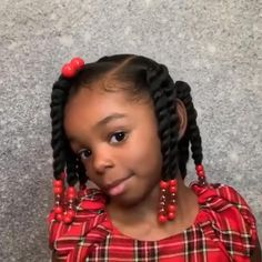 Afro Hairstyles For Kids, Black Baby Girl Hairstyles, Little Girls Natural Hairstyles, Mixed Baby Hairstyles, Toddler Braided Hairstyles, Little Girl Ponytails, Baby Hair Growth, Hair Ideas, Babies