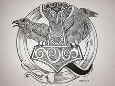 Mjölner, Thor's hammer