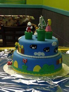 Mario bros cake pic 2 of 2
