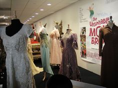 "costumes from ""The Unsinkable Molly Brown"""