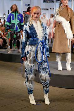 Elina Määttänen, Aalto University of Design, 1st runner-up Designers' Nest SEE ARTS THREAD report on the show from Copenhagen Fashion Week http://blog.artsthread.com/2014/08/designers-nest-winners-copenhagen-fashion-week/
