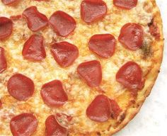 """What do readers say about this gluten-free pizza crust? """"AMAZING!""""  - Flourish - King Arthur Flour"""