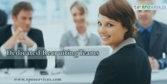 A dedicated #Recruitment team that can caters all your requirements is our specialty.
