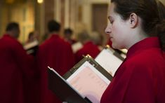 Young people increasingly attracted to Gregorian chant | CatholicHerald.co.uk