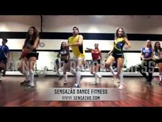 ▶ Deixa Arder by Sensazão Dance Fitness - YouTube