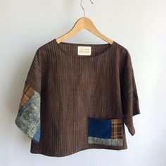 Beautiful Things are Love and Dreams : Porque faz bom tempo e é tempo de roupas frescas Cool Outfits, Fashion Outfits, Womens Fashion, Mode Top, Short Tops, Japanese Fashion, Sewing Clothes, Refashion, Clothing Patterns