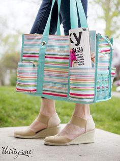Zip Top Tote >Click Picture to Shop Miriam's Website