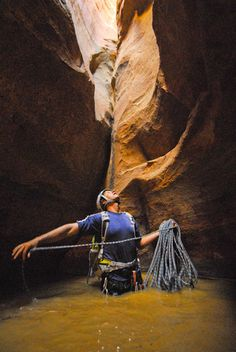 Top 10 Spring Break Adventures: Explore (a.k.a. climb, rappel and swim through) Slot Canyons in Capitol Reef National Park, Utah. Eat and drink at Cafe Diablo, take in live music at The Rim Rock Patio and stay at the Best Western Capitol Reef Resort.