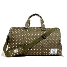 Herschel Supply Co.® Novel Duffel Bag