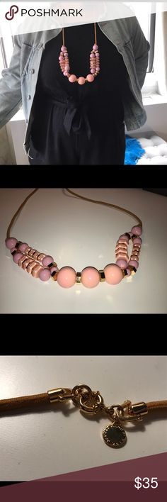 Marc by Marc Beaded Necklace Beautiful Chunky Beaded Necklace. Lobster clasp. Marc by Marc Jacobs Marc Jacobs Jewelry Necklaces