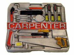 Gürtelschnalle Carpenter