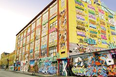 Queens <3  Celebrating 40 Years of Hip-Hop: 5 Pointz reopens for the season