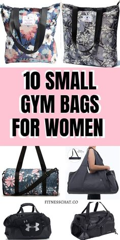 Stunning gym bags for women and cute gym bags for all your workout clothes and work shoes. fashionable gym bags | best women's gym bag |womens gym bag with compartments| lululemon gym bag| how to pick a gym bag Fit Girl Motivation, Workout Motivation, Cute Gym Bag, Gym Showers, Under Armour Backpack, Gym Bag Essentials, Weight Lifting Shoes, Best Gym, Workout Shoes
