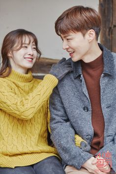 'Newlyweds Diary' drops loads of adorable cuts of Ahn Jae Hyun and Goo Hye Sun Asian Actors, Korean Actors, Koo Hye Sun, Ahn Jae Hyun And Goo Hye Sun, Cinderella And Four Knights, My Love From The Star, Journey To The West, Korean Couple, Boys Over Flowers