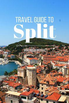 My experience in Split, Croatia- where I met my boyfriend again after a summer apart.