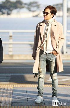 """[Fotó] Jang Geunseok """"napfény az övet, mint Naver TV: Szórakozás"""
