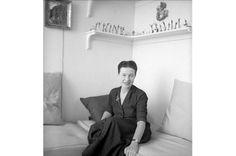 Simone de Beauvoir, 1957. Jean Paul Sartre, Personality, Philosophy, Women, Paris, Unique, Simone De Beauvoir, Pictures, Photography