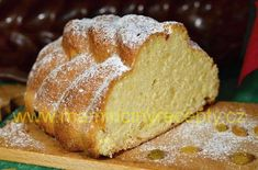 Vánočka z formy – Maminčiny recepty Bread, Cake, Food, Brot, Kuchen, Essen, Baking, Meals, Breads