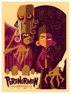 Wonderful Movie Posters by Tom Whalen - Digital Art - Fribly