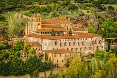 Monasterio Santa Maria del Parral © Felipe Lodi  This image is part of the A Taste of Spain Artwork  http://www.felipelodiphotographer.com