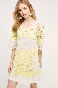 Tilly Lace Dress - anthropologie.com